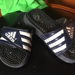 Size 13 ADIDAS slides